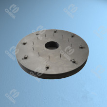 Heat Resisting Tungsten Cover Plates with Skillful Manufacture