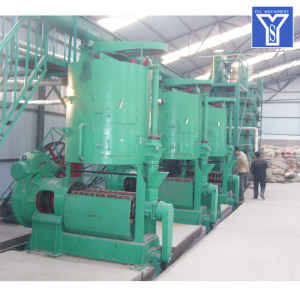 Copra Oil expeller Machine