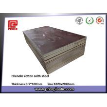 Wholesale Fiber-Glass Phenolic Cotton Cloth Laminated Sheet