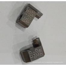 Hochwertige Kunststoffspritzgussteile mit LOGO