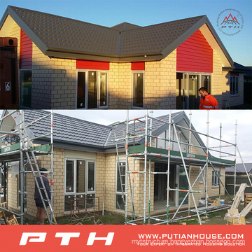 Prefabricated Villa House Building as Modular Hotel/Office/Apartment