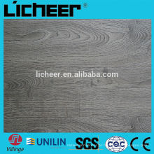 Piso de madeira imitado / piso de revestimento laminado fácil de clicar