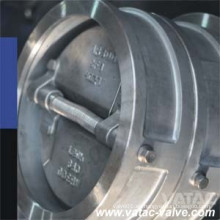 Inconel / Ss316 Spring Dual Plate Wafer Check Valve