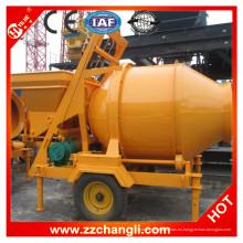 Jzc500 Concreto Mezclador Maquinaria Precio en India