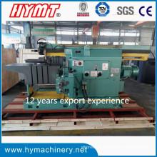 BY60125C tipo metal ranhura maquinaria de modelagem / máquinas shaper