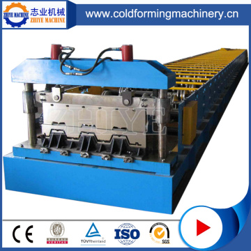 Automatic Flooring Decker Panel Roll Forming Machinery