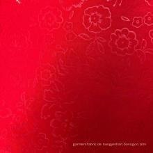 Färben Gefärbtes Gewebe aus 100% Polyester