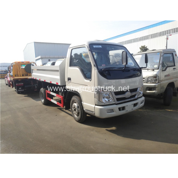 Brand New 5t Compactor Garbage Truck for Sale