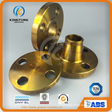 Carbon Steel Slip-on Flange Forged Flange to ASME B16.5 (KT0018)