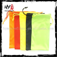 China Supplier colorful folding reading glass case/folding reading glasses bags/microfiber bags