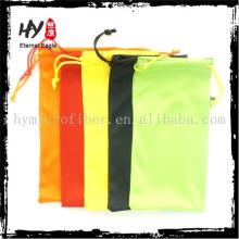China Fornecedor colorido dobrável caixa de vidro de leitura / óculos de leitura dobrável sacos / sacos de microfibra
