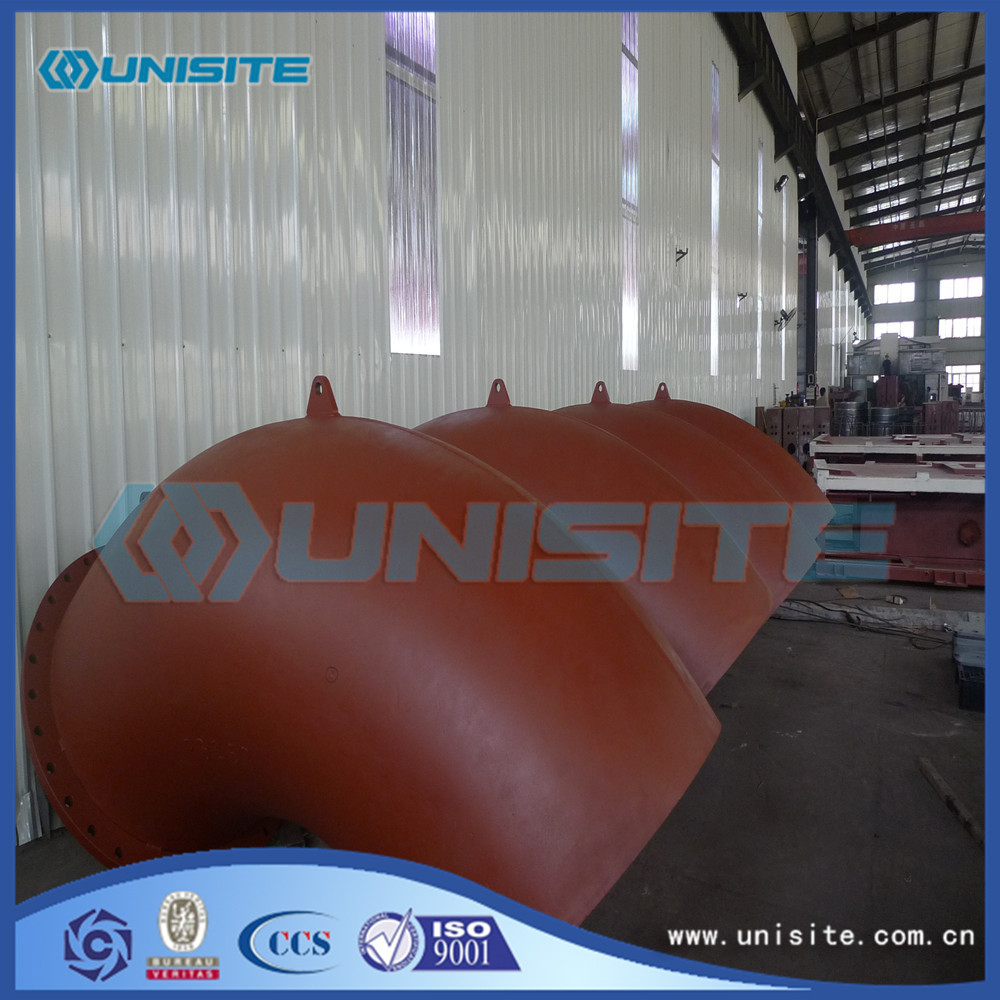 Steel Seaml Pressed Bend Pipe
