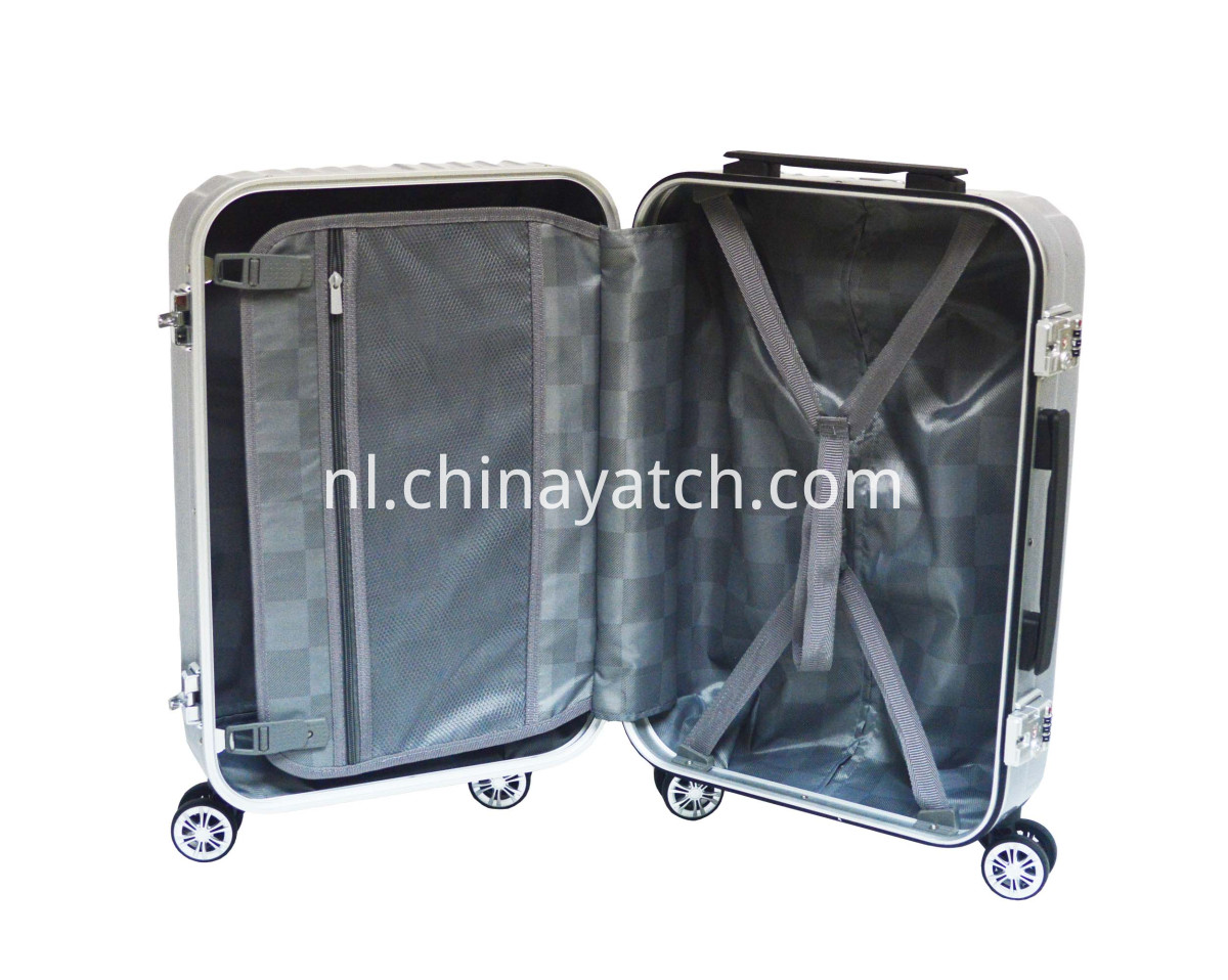 Pop Star Cabin Size Less Frame Luggage