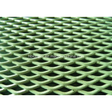 ПВХ покрытие расширил металлическая сетка