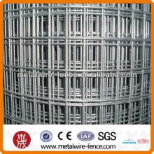 Malla de alambre soldada para la construcción