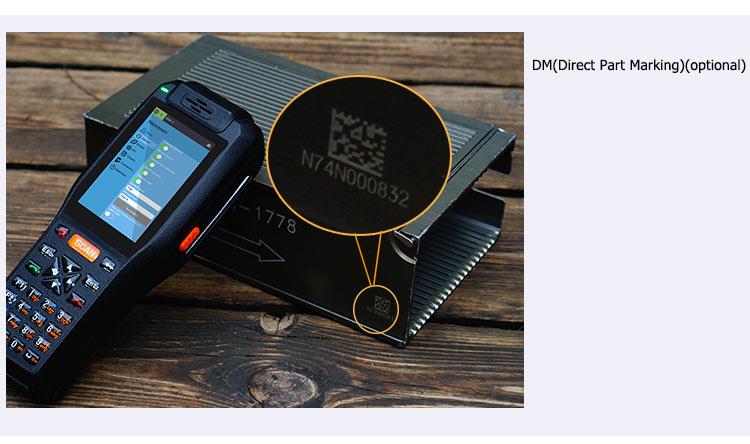 Rugged PDA