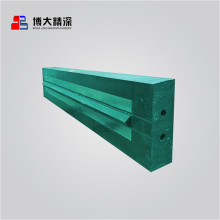 Impact Crusher Liner Replacement hammer crusher Blow Bar