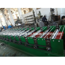 Cold Metal Glazed Tile Roll Forming Machine