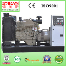 120kVA Power Cummins Engine Soundproof Diesel Generator 220volt