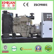 Gerador diesel à prova de som 220volt do motor do poder CUMMINS de 120kVA