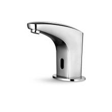Grifo mezclador automático de baño de diseño moderno