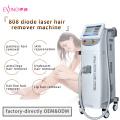 2019 Laser-Haarentfernung & Schmerzlose Haarentfernung & Frost-Haarentfernungsmaschine Yst-31B