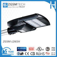 IP66 65W LED Parking Lot Light with Ce UL Approved