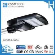 Luz do parque de estacionamento do diodo emissor de luz de IP66 65W com o UL do CE aprovado