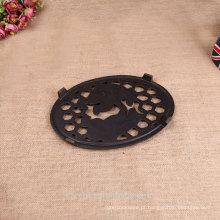 Almofada térmica de esmalte de ferro fundido