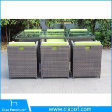 Melhor venda de móveis ao ar livre para restaurantes