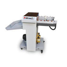 Automatic creasing and Perforating (circle knife,straight knife)Machine