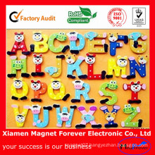 Children Gift Promotion Fridge Magnet Letters
