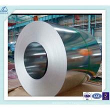 Bobine en alliage d'aluminium et d'aluminium pour capuchon de preuve Pilfer