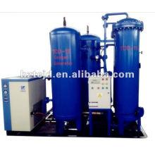 Usine portable de production d'oxygène PSA Oxygen Chine fabricant