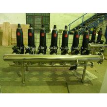 Filtro de disco Jy3-7 para tratamiento de agua subterránea