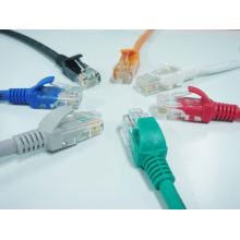UTP Cat 5e / 6 cabo de cabo de remendo (SH-F7006)