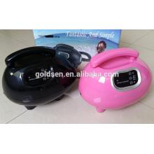 Meuble de bronzage intérieur petit corps Mini HVLP Spray électrique Tan Gun Professional Airbrush Home DIY Machine de bronzage sans soleil portable