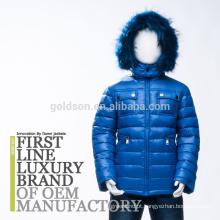 Baby boy winter down jaqueta roupas 2018 estilos europeus