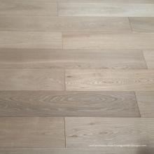 Plancher de bois d'ingénierie de chêne de couleur de meilleur prix de la meilleure qualité