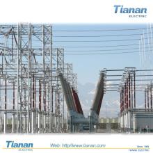 Transmission haute tension électrique haute tension
