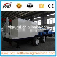 Máquina formadora de rodillos PROABMUBM240 / 914-610