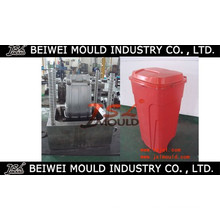 Durable Plastic Outdoor Dustbin Mold fabricado pelo fornecedor chinês