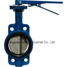 Wafer Type Butterfly Valve for Pipe Line