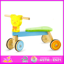2015 New and Popular Kids Wooden Kids Tricycle, Best Wooden Children Tricycle and Hot Sale Wooden Baby Tricycle W16A012