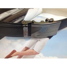 Ratchet Leather Straps for Men (HC-141207)