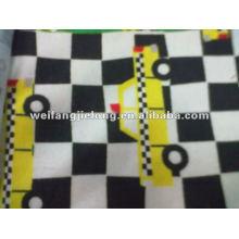 20*10 40*42 печатных фланель ткани для ткани младенца/одеяло
