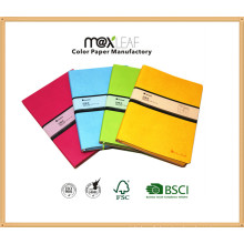 Taille 213 * 145mm PU Cover Notebooks (MLA580)