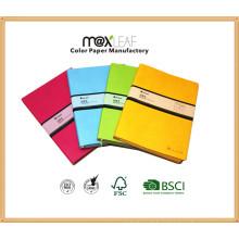 Tamanho 213 * 145mm PU Cover Notebooks (MLA580)