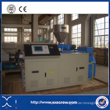 PVC PE PP ABS Single Screw Extruder