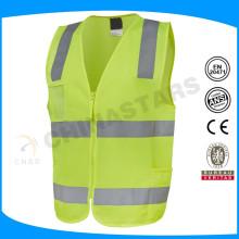 china cheap reflective fitness safety reflex vest